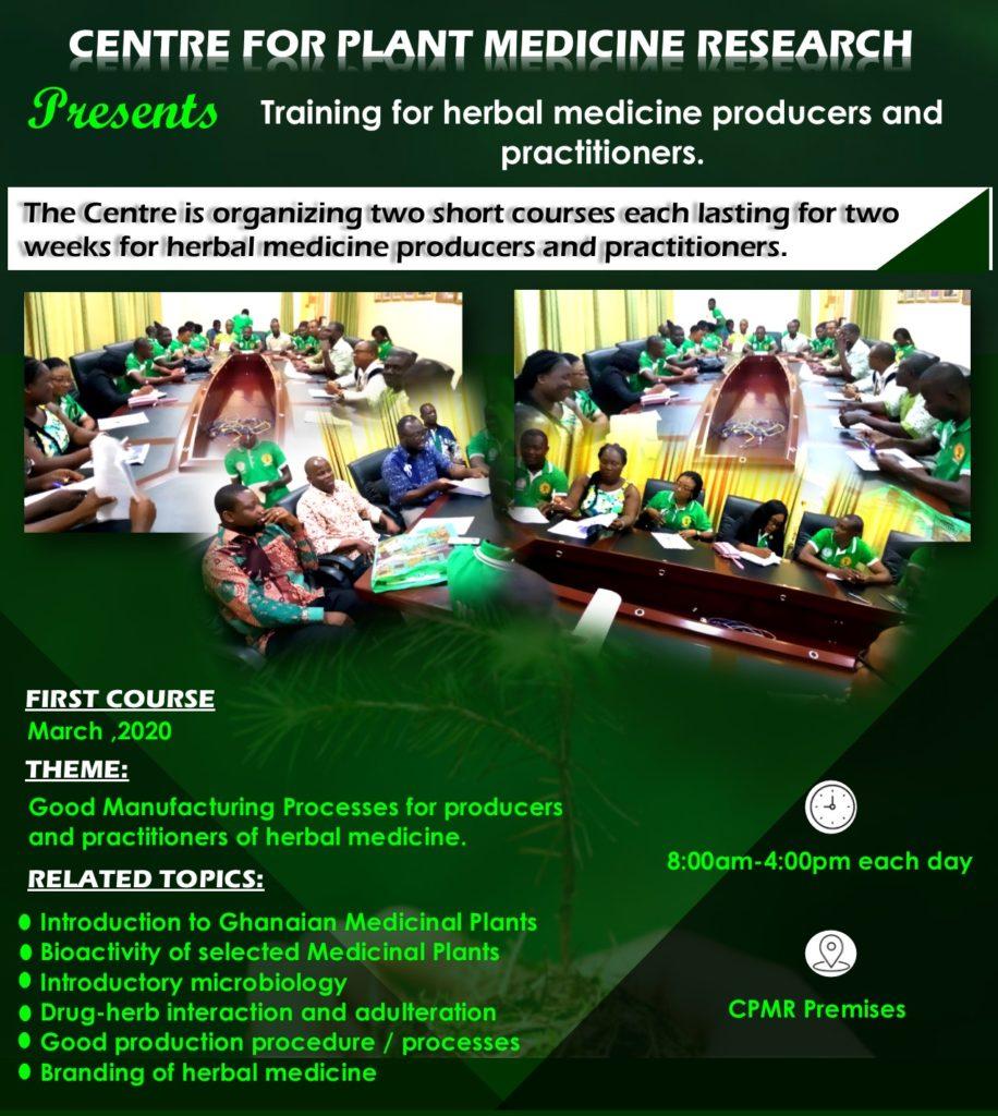 Herbalist Training
